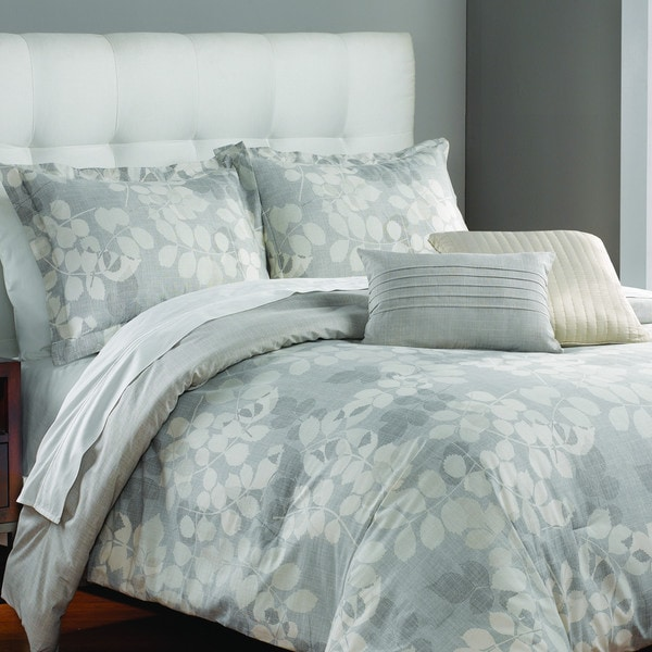WestPoint Home Thompson Ivory Leaves Comforter Set