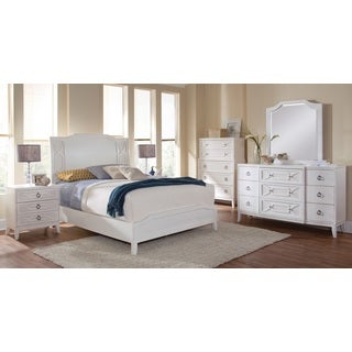 Greyson Living Gladstone Panel Bed 5PC Set