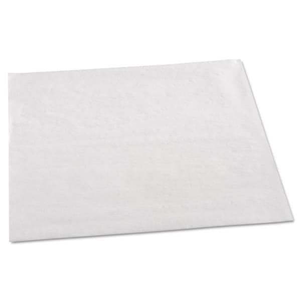 Marcal Deli Wrap White Dry Waxed Paper Flat Sheets (3 Packs of 1000 Sheets)