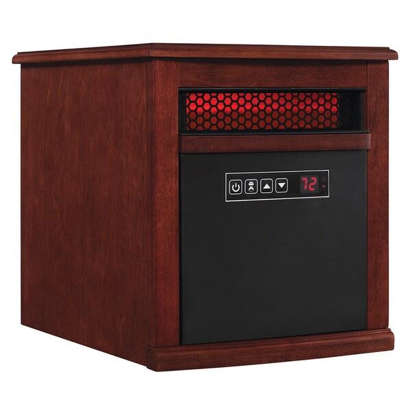Duraflame 9HM9342-C299 Cherry Portable Electric Infrared Quartz Heater