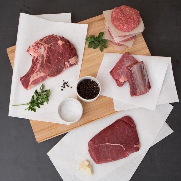 5280 Beef Grass-fed Beef Grill Bundle