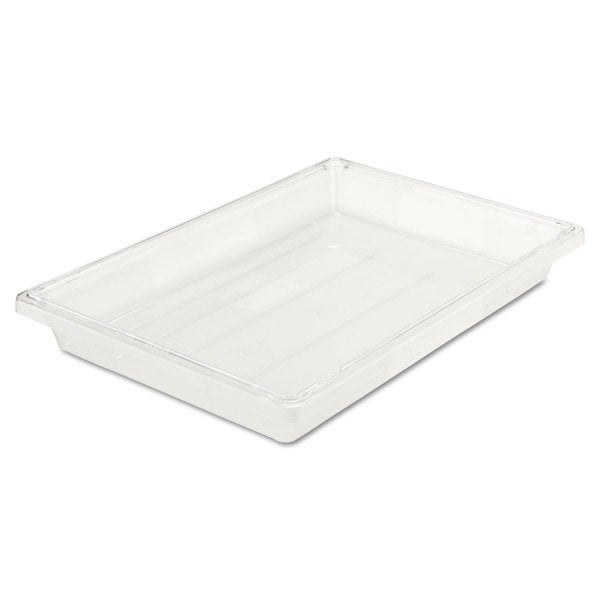 Rubbermaid Commercial Clear Food/Tote Box