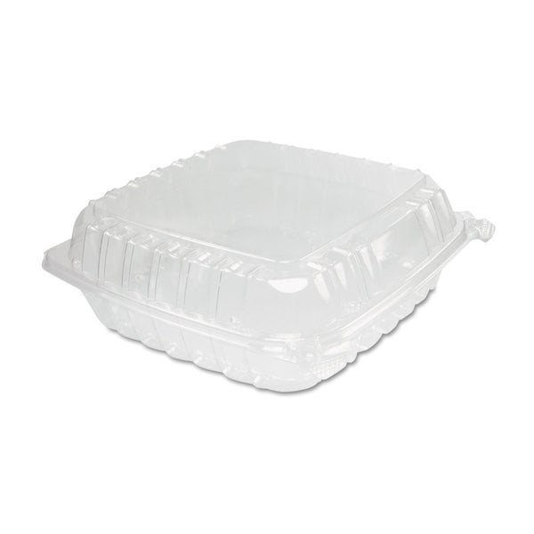Dart ClearSeal Large Plastic Hinged Container (Pack of 200)