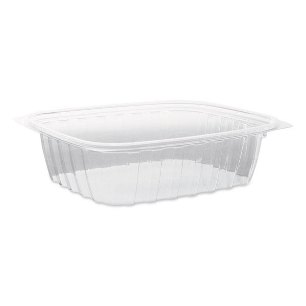 Dart ClearPac Plastic Container with Lid (Pack of 252)