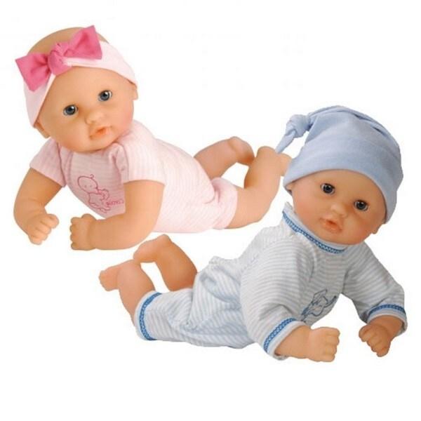 My Huggable Twin Baby Dolls