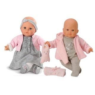 My Chic Twin Baby Dolls