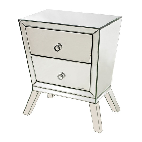 Thurso Mirrored Side Cabinet
