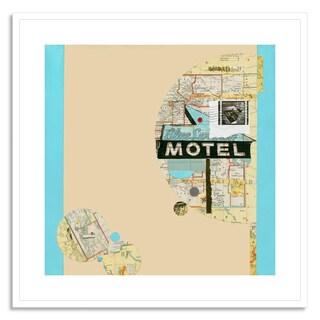 Gallery Direct Brouillette, Maureen 'Sandell' Framed Paper Art