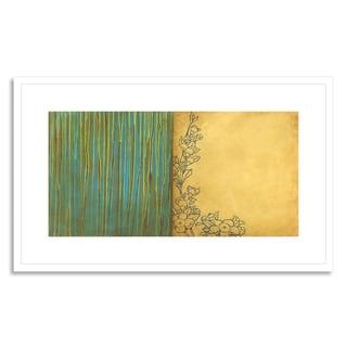 Gallery Direct Coulter, Kim 'Springtide II' Framed Paper Art