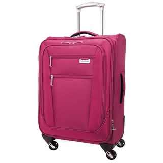 Ricardo Beverly Hills Del Mar 21-inch Carry On Expandable Spinner Suitcase