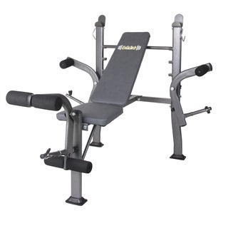 Stand Weight Bench w Butterfly