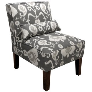 Skyline Furniture Java Pewter Armless Chair