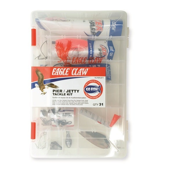 Eagle Claw Saltwater Pier and Jetty Kit