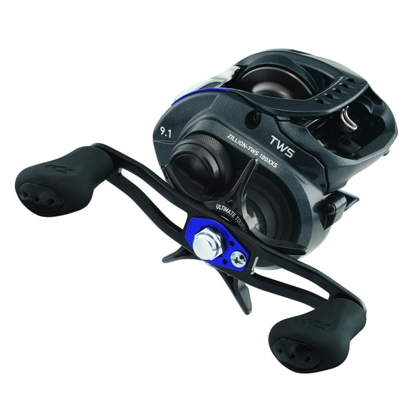 Daiwa Zillion Xtra Hyper Speed Baitcasting Reel