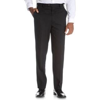 U.S. Polo Men's Black Separate Athletic Fit Pant