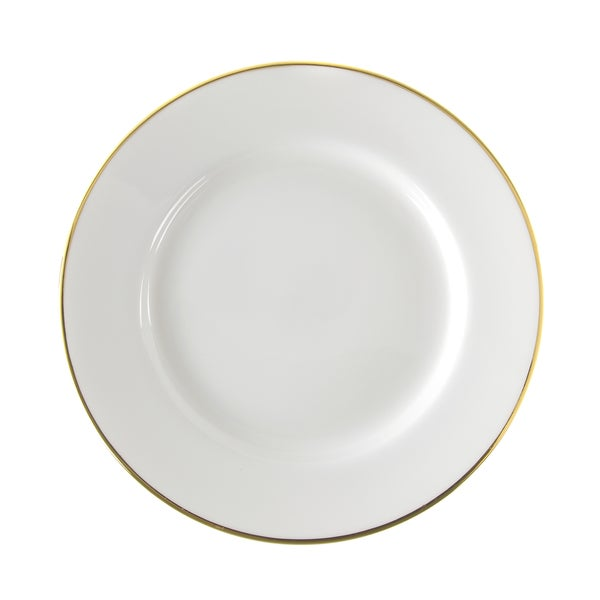 Gold Line Dinner Plate Set of 6