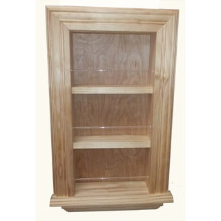 21-inch Holbrook Traditional Frame in The Wall Spice Rack (16 inches wide x 3.5 inches deep)