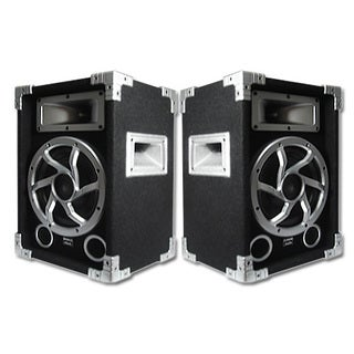 Acoustic Audio GX-450 1400 Watt 2-way 8-inch Professional PA Speakers
