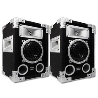 Acoustic Audio GX-350 1000-watt 2-way 5.25-inch Pro DJ PA Speakers