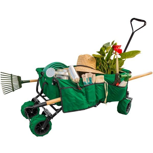 The Original Folding Garden Wagon