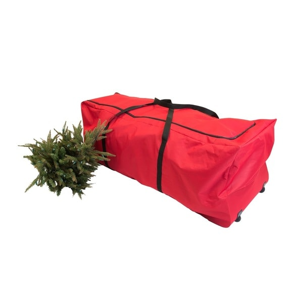 Santas Bag Pro 9-foot Rolling Tree Storage Bag