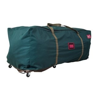 Tree Keeper Rolling Duffel-Style Tree Bag and Stand Kit