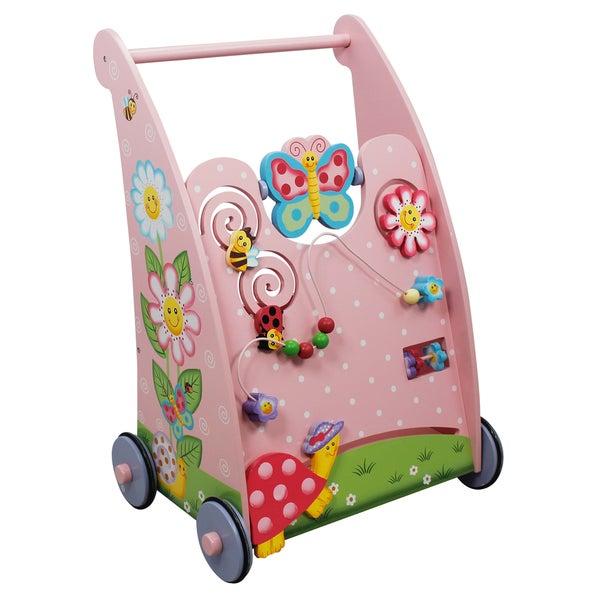 Magic Garden Baby Walker