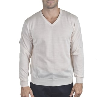 Men's Merino V-Neck Sweater
