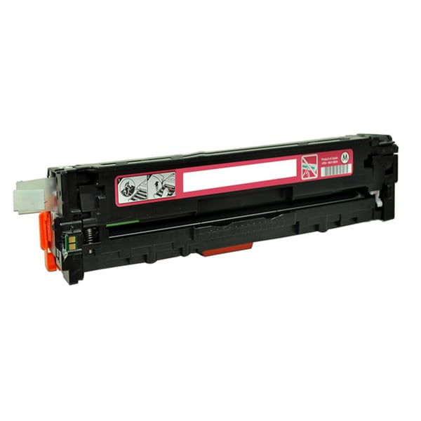 Compatible 1-pack HP 305A CE413A Magenta Toner Cartridge