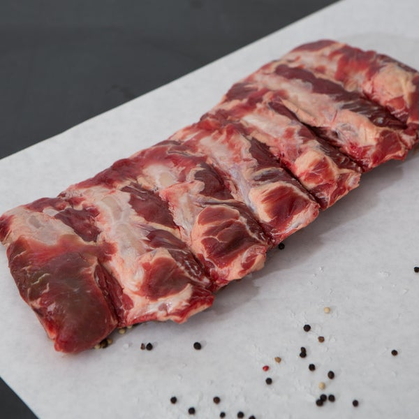 5280 Land and Cattle Beef Ribs and BBQ Bundle