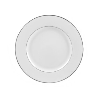 Silver Double Line Luncheon Plate (Set of 6)