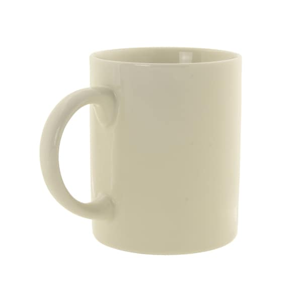 Royal Cream Collection C-Handle Mug (Set of 6)