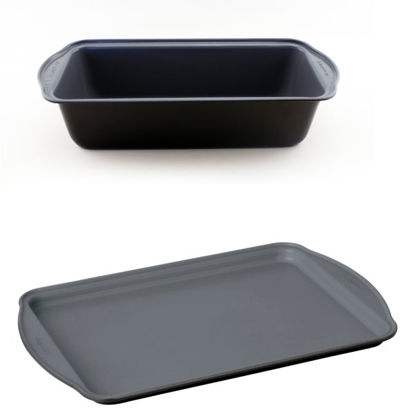 Earthchef Cake Pan and Cookie Sheet Set 16483321