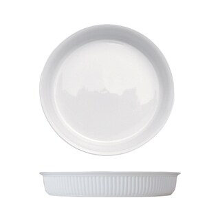 Bianco Round Baking Dish 12.5-inch