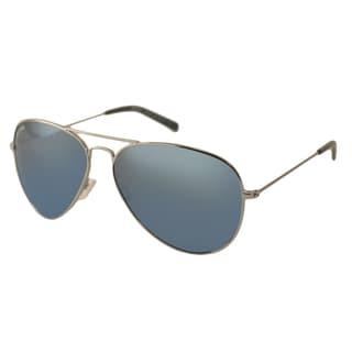 Michael Kors M3005S Kennedy Flash Women's Aviator Sunglasses