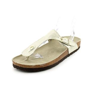 White Mountain Women's 'Chicory' Regular Suede Sandals