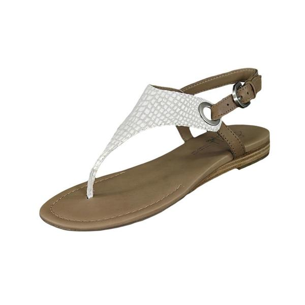 Franco Sarto Women's 'A-grip' Leather Sandals