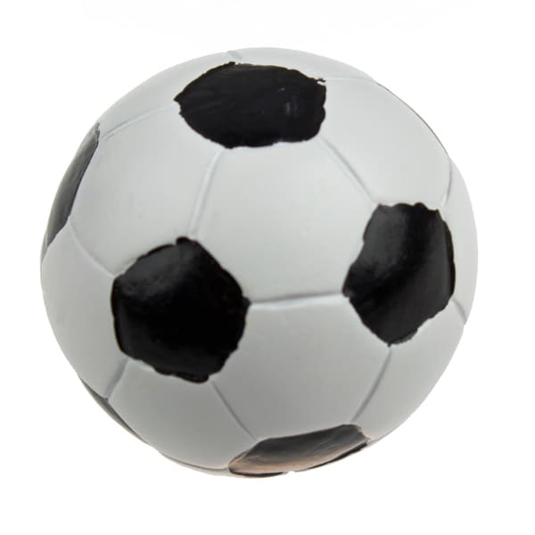 GlideRite 1.375-inch Hand-painted Soccer Ball Sports Knobs (Pack of 10 or 25)
