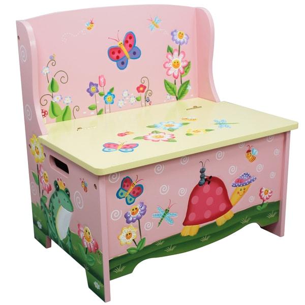 Magic Garden Storage Bench 16484319
