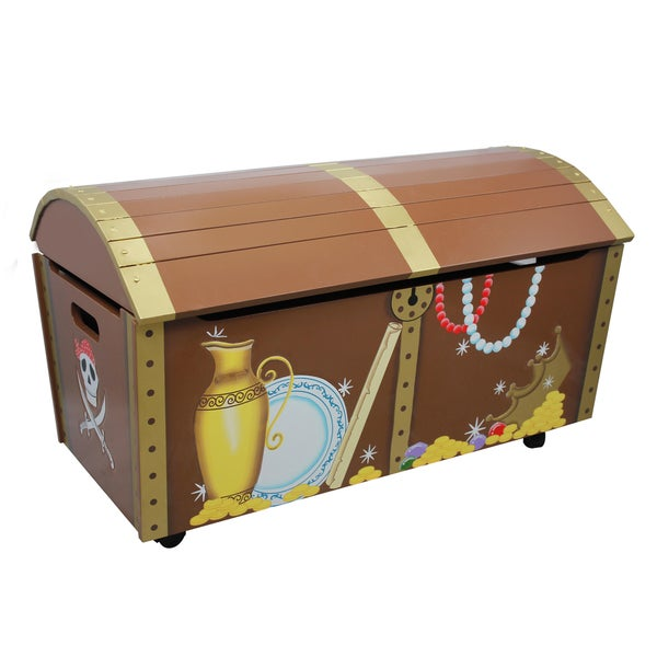 Pirate Island Toy Chest 16484321