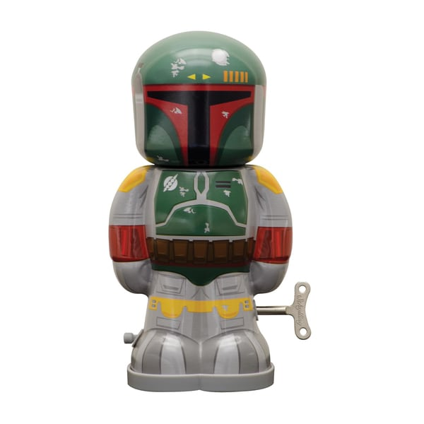Schylling Star Wars Boba Fett Wind Up Figure 16484520