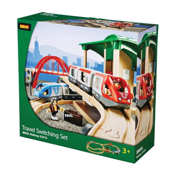 Schylling Brio Travel Switching Set
