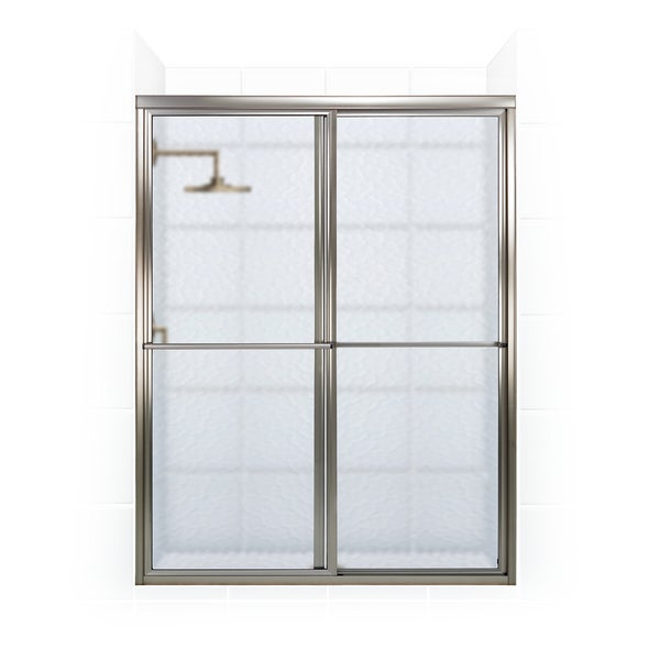 Newport Series 48 Inch X 70 Inch Framed Sliding Shower For 70 Inch Sliding  Glass Door ...