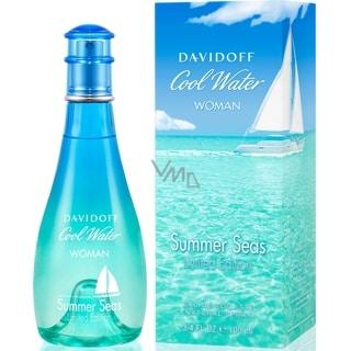 Davidoff Cool Water Summer Seas Limited Edition Women's 3.4-ounce Eau de Toilette Spray