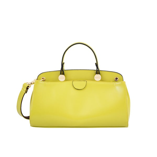 Mellow World Claire Yellow Handbag