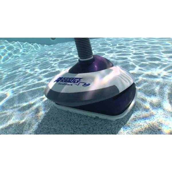 Kreepy Krauly Sand Shark