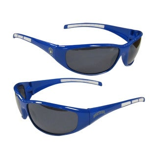 MLB Milwaukee Brewers Wrap 3 Dot Sunglasses