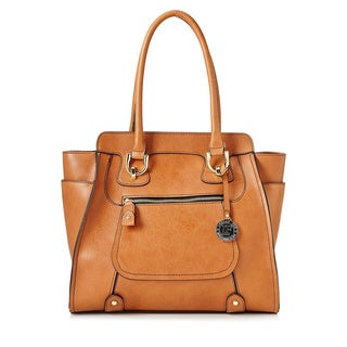 London Fog 'Knightsbridge' Tote Handbag