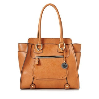 London Fog 'Knightsbridge' Mini Tote Handbag