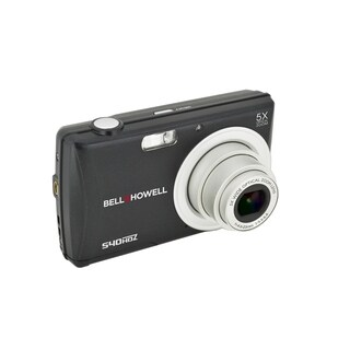Bell and Howell S40HDZ 16 MP Digital Camera with 5x Optical Zoom and HD Video